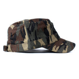 2018 101ST AIRBORNE SCREAMING EAGLE Baseball Caps Cotton Camouflage
