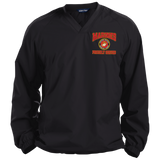 Marine Proudly Served Windshirt