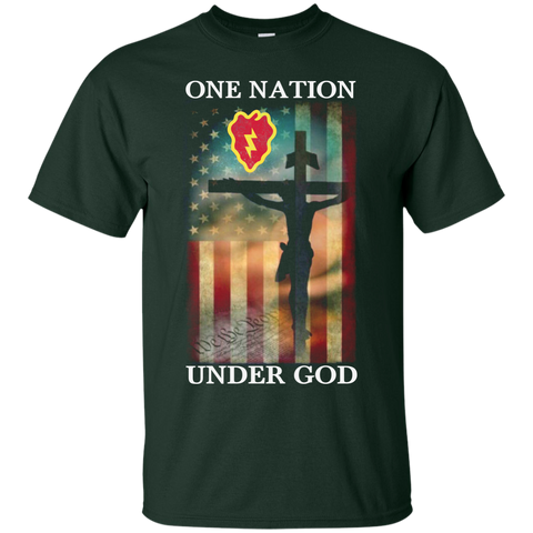 25th Infantry Division - One Nation Under God