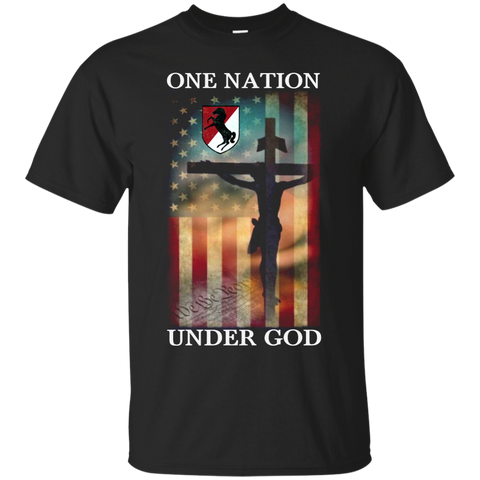 11th Armored Cavalry Regiment - One Nation Under God
