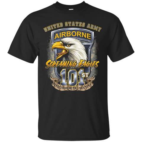 101st Airborne - Screaming Eagles