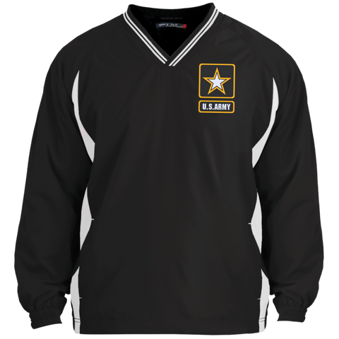 ARMY STAR LOGO WINDSHIRT