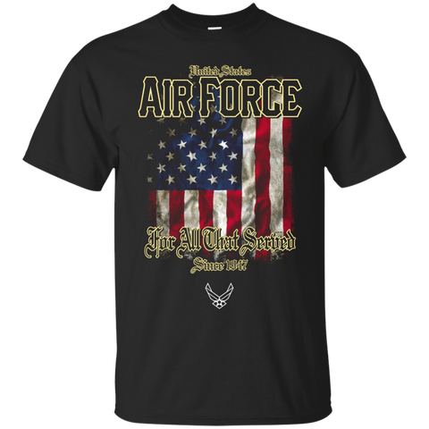 U.S. Air Force - For All That Served Since 1947