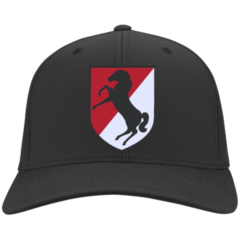 11th Armored Cavalry Regiment Embroidered Cap