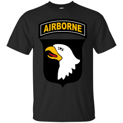 101st Airborne Zip Up Hoodie/Polo