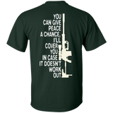 25th Infantry Division - You can give peace a chance