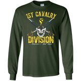 1st Cavalry Division Skull