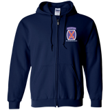 10th Mountain Division - Zip Up Hoodie