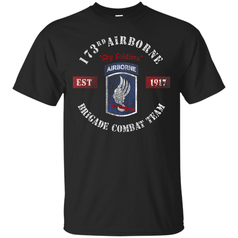 173rd Airborne - Sky Soldiers