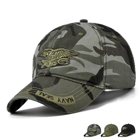 Navy Seal Adjustable Baseball Cap