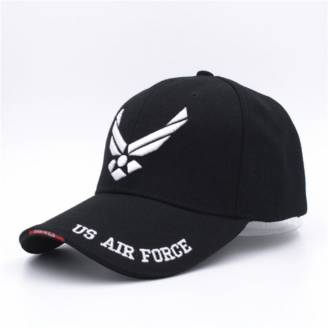 New Design US Air Force Hats Adjustable