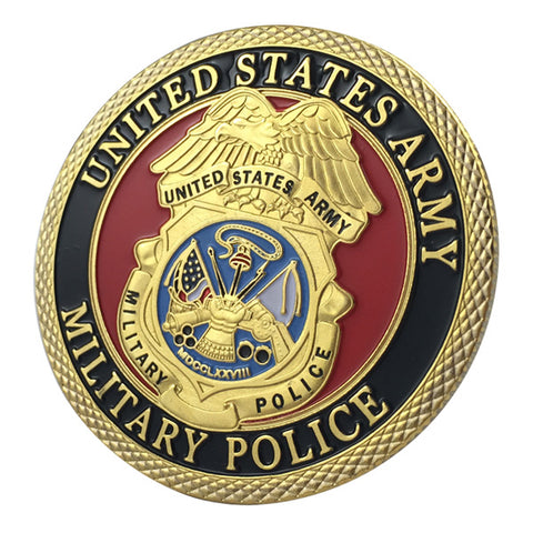 United States Army Military Police/MP Custom Challenge Coin 1104#