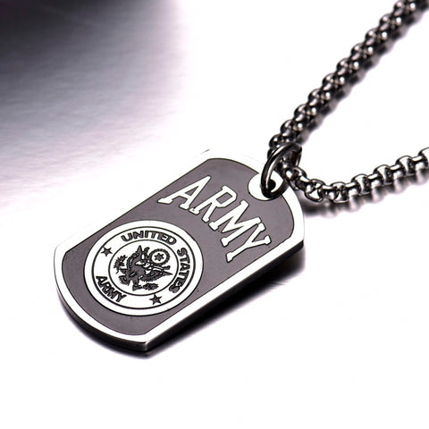 army p us carousell photo instock on luxury accessories pendant necklace