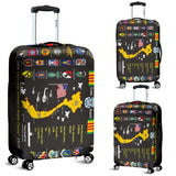 Vietnam Veteran Luggage Covers