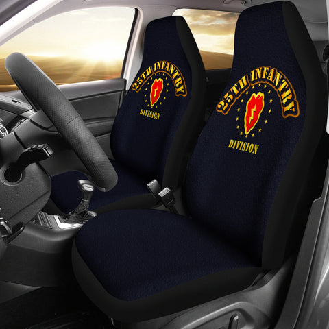 25TH ID SEAT COVERS