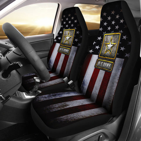 Army Star Logo Seat Covers