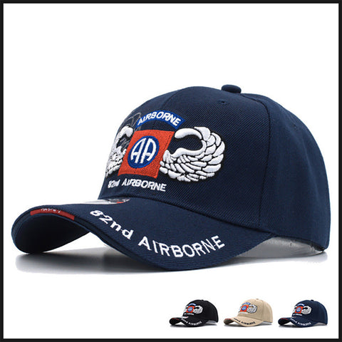82nd Airborne Tactical Baseball Cap
