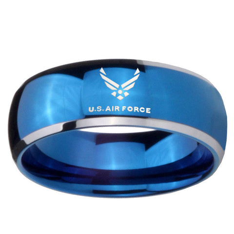 U.S. Air Force New Blue Special Ring