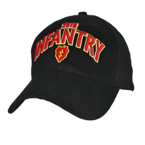 25th Infantry Army Embroidered Cap Baseball Hat