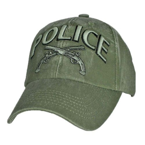 U.S. Army Police Green Military Baseball Cap Hat