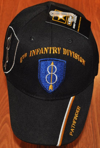 8th Infantry Division Pathfinder U.S Army Hat