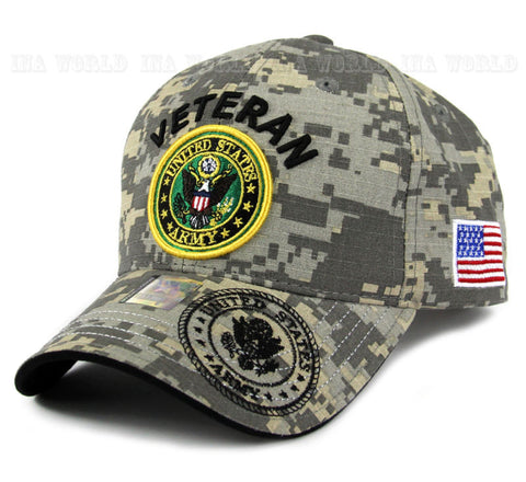 ARMY Official Licensed Baseball cap Strap Adjustable
