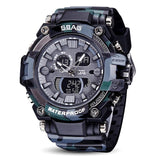 U.S.  Camouflage Army Military Watch