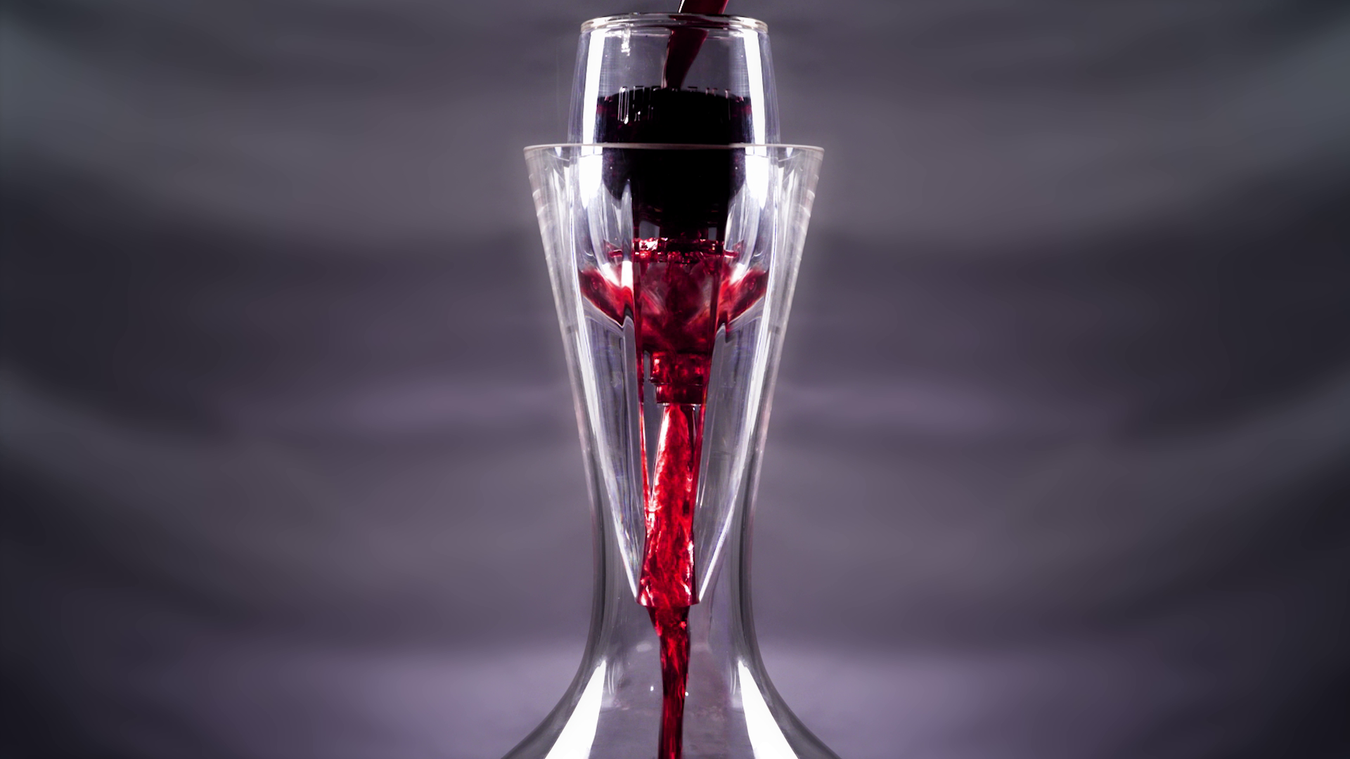 Vintorio Omni Wine Aerator Video Screenshot