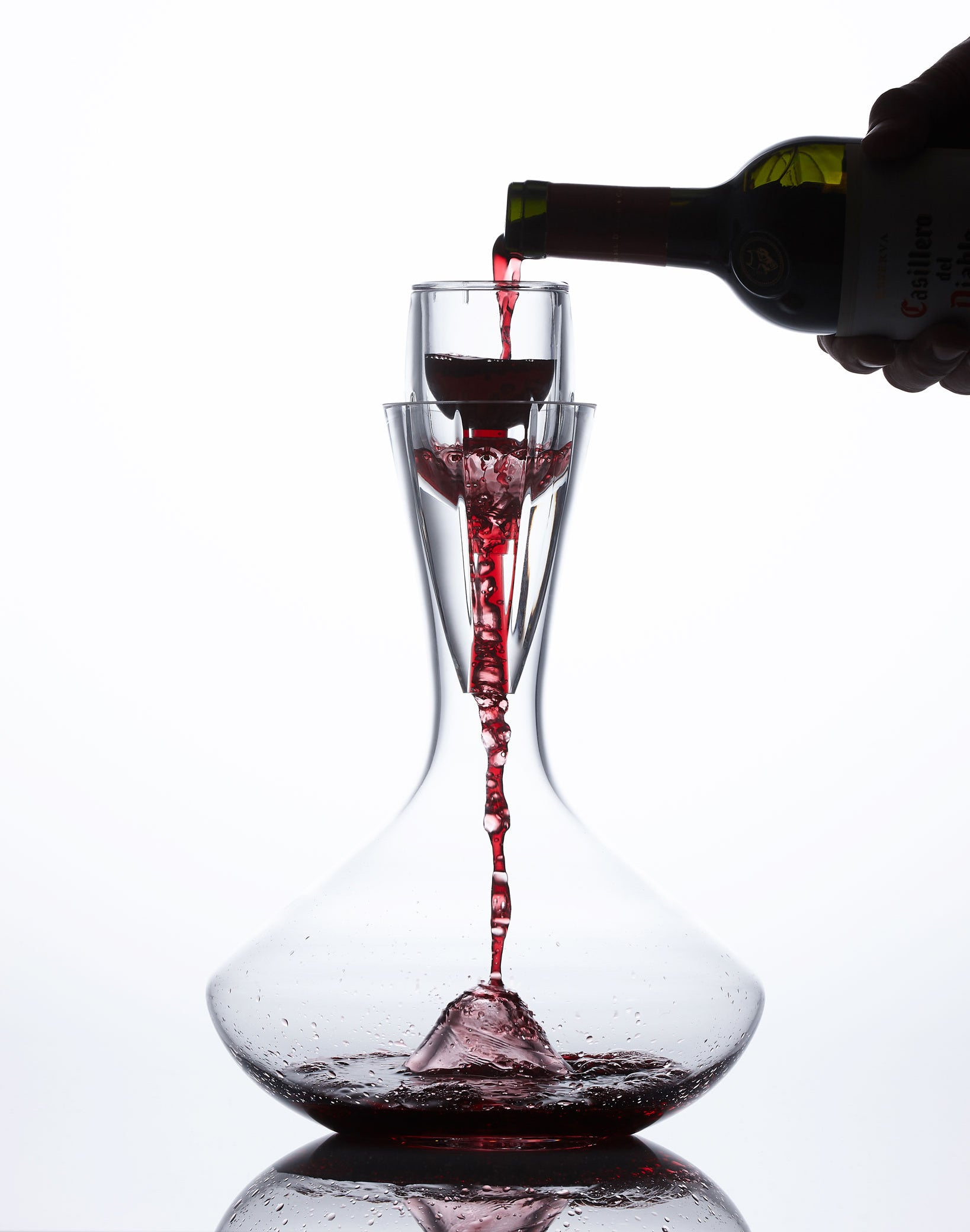 Vintorio Wine Carafe - Unique Gift for any Wine Lover