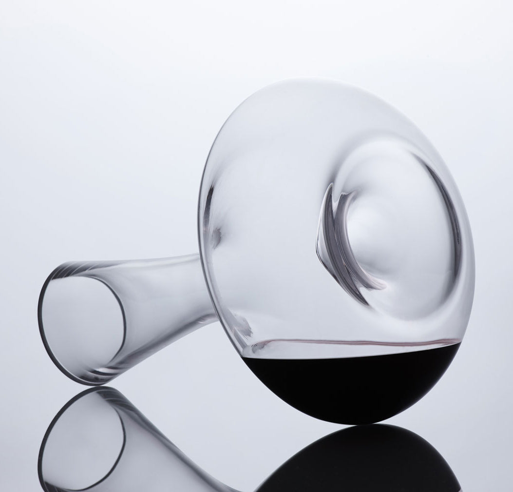 Vintorio Wine Decanter - The perfect red wine gift!