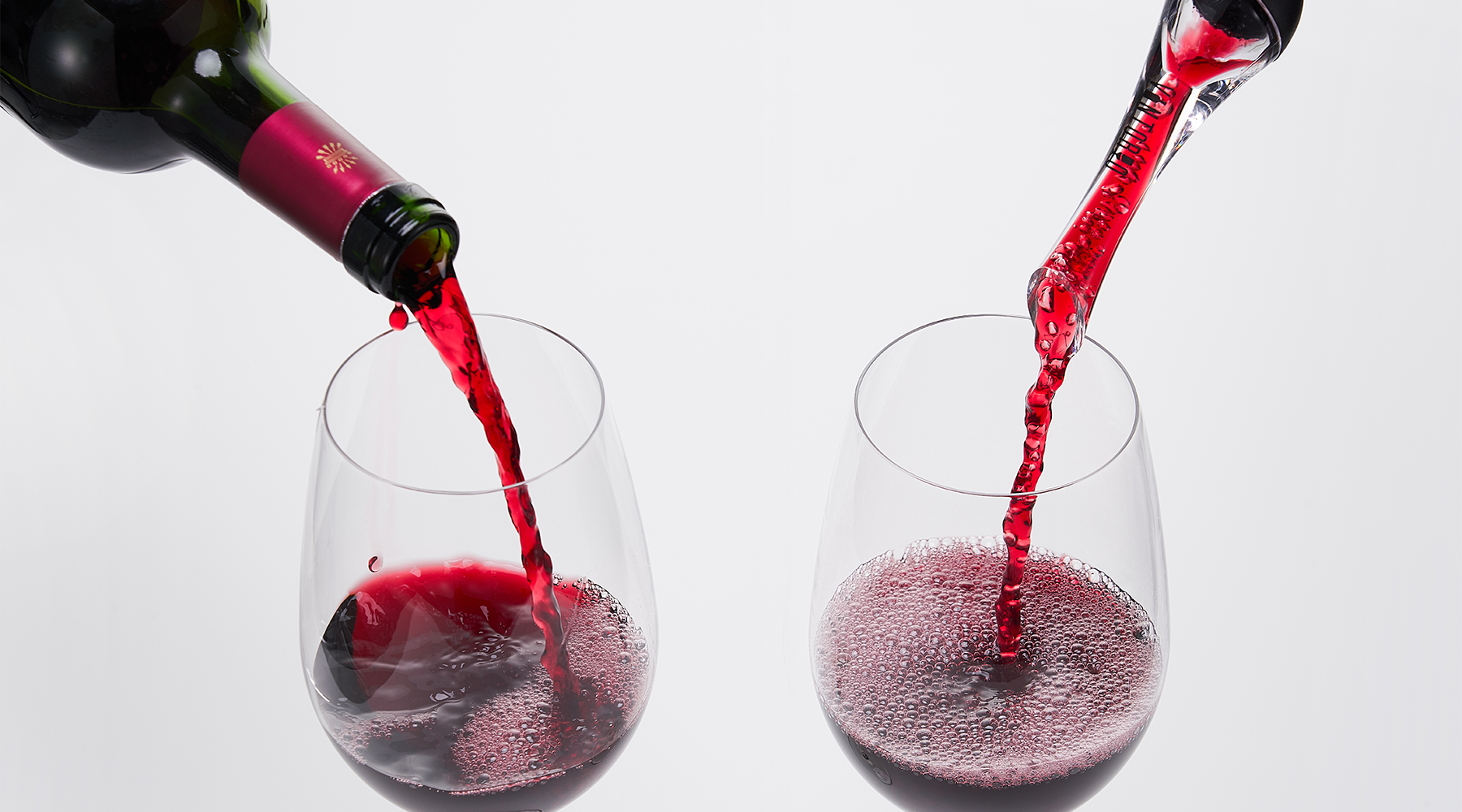 Vintorio Wine Aerator Pourer Comparison
