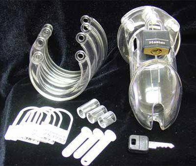 CB-6000S Male Chastity Device - Bedroommadness