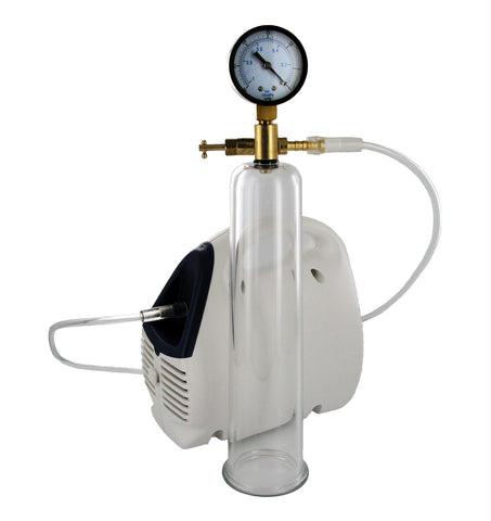 Bionic Electric Pump Kit with Penis Cylinder - Bedroommadness - 2