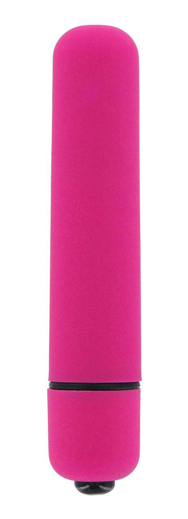 VelvaFeel 3.5 Inch Bullet Vibe - Pink - Bedroommadness