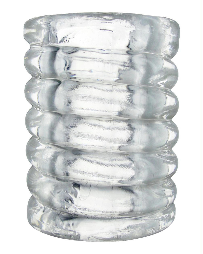 Spiral Ball Stretcher - Clear - Bedroommadness
