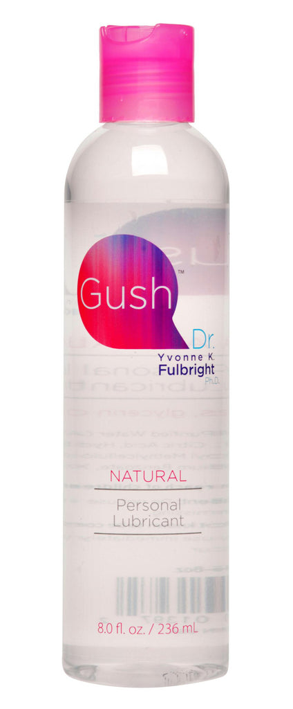 Gush by Dr Yvonne Fulbright Personal Lubricant- 8 oz - Bedroommadness - 2