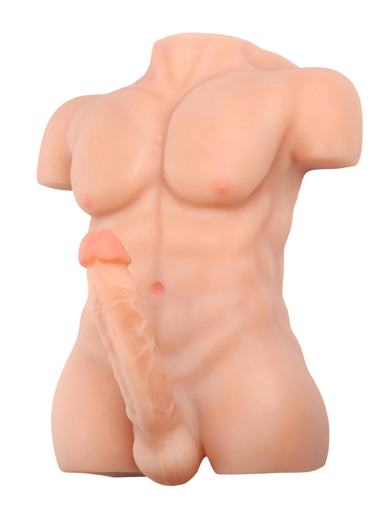 Chiseled Chad Male Love Doll - Bedroommadness - 2