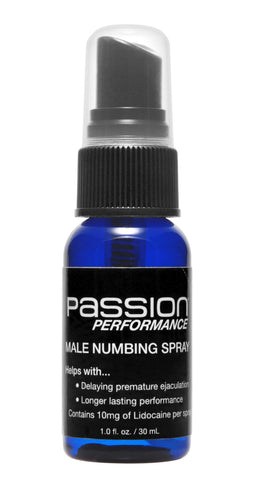 Passion Performance Stamina Spray with Maximum Lidocaine - Bedroommadness - 2