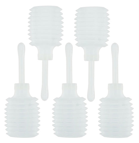 5 Piece Disposable Douche and Enema Kit - Bedroommadness - 2