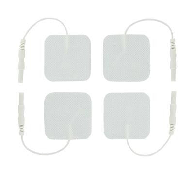 Zeus Electro Pads 4-Pack - Bedroommadness