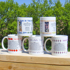 Year In History Mugs