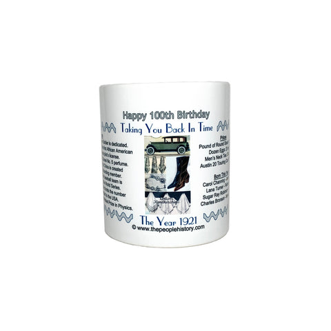 Happy 100th Birthday Coffee Mug