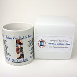 1920 Year In History Coffee Mug with Gift Box