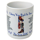1920 Year In History Coffee Mug