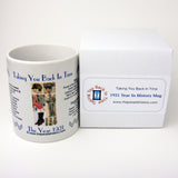 1921 Year In History Coffee Mug with Gift Box