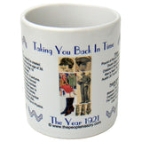 1921 Year In History Coffee Mug