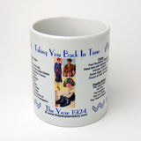 1924 Year In History Coffee Mug