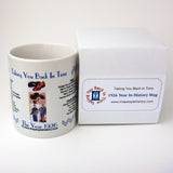 1926 Year In History Coffee Mug with Gift Box