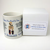 1928 Year In History Coffee Mug with Gift Box