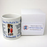1929 Year In History Coffee Mug with Gift Box